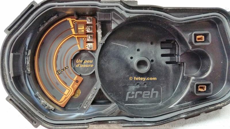 GM TAC démonté, Throttle Actuator Control, papillon électrique 20160121