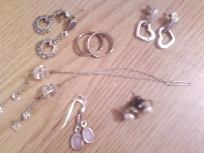 Earrings collections Fotogr11