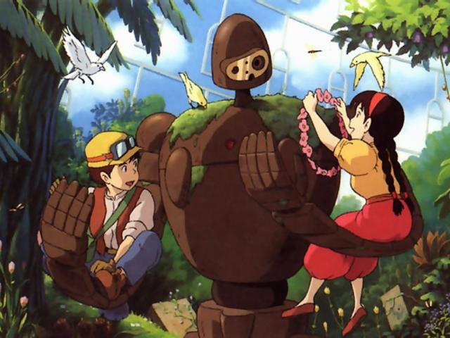 Images des dessins animés du Studio Ghibli 0d77kk12