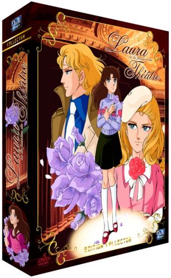 Coffret DVD Laura ou la passion du théatre 550110