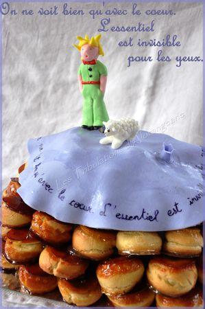 Joyeux anniversaire Petit Prince 77168-10