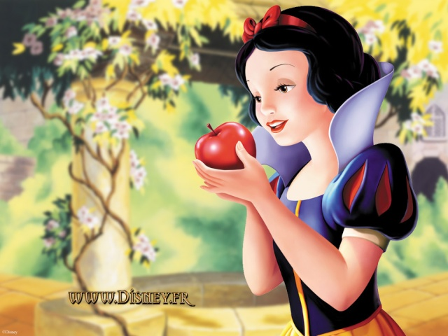 Blanche Neige et les 7 nains Blanch10