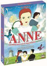 Anne la maison aux pignons verts Coffret DVD Saison 3 Ddddd11