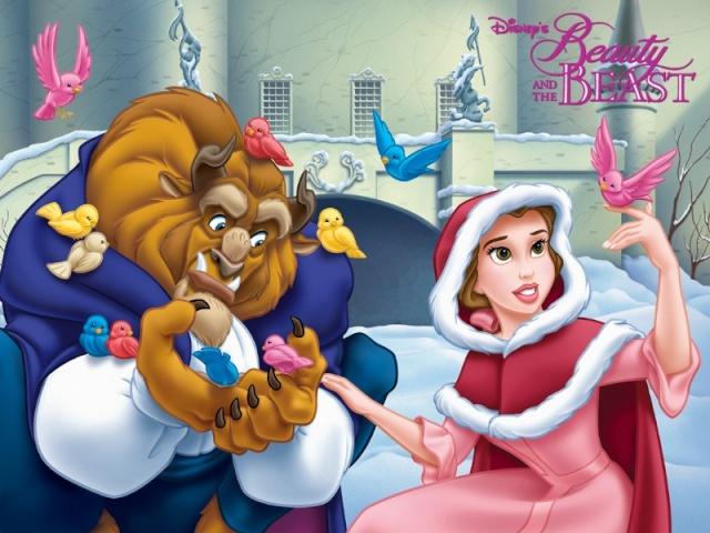 La belle et la bete Disney21