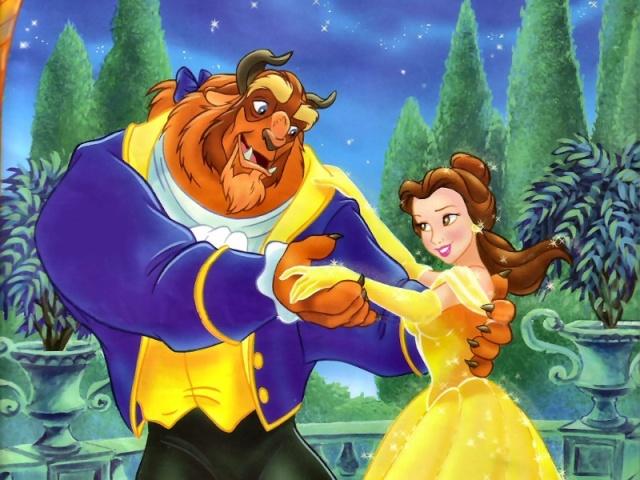 La belle et la bete Disney23