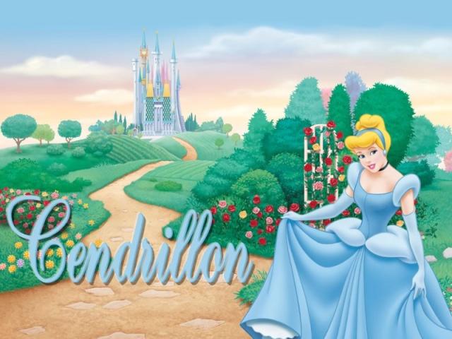 Cendrillon Disney33