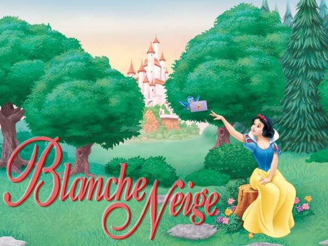 Blanche Neige et les 7 nains Disney34
