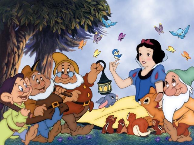 Blanche Neige et les 7 nains Disney35
