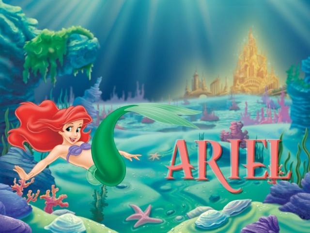 La petite sirène Disney37