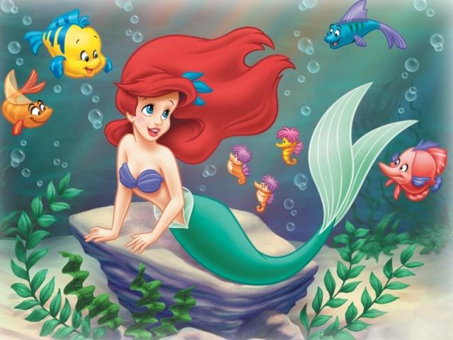 La petite sirène Disney38
