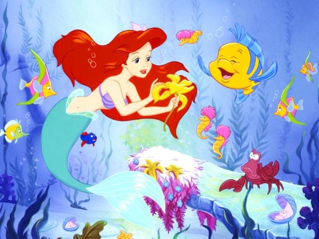 La petite sirène Disney39