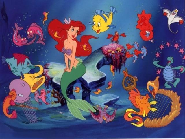 La petite sirène Disney40