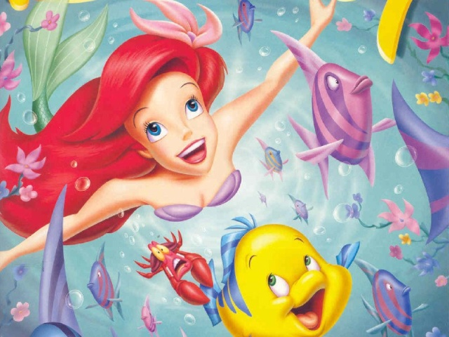 La petite sirène Disney41
