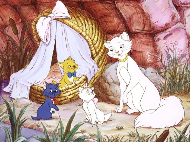 Les aristochats Disney43