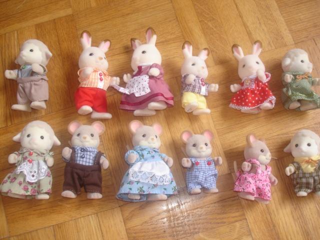 Ma petite collection Sylvanians Fammilies Dsc01112