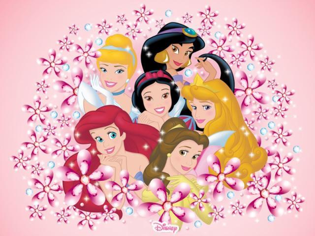 Princesse Disney toutes ensembles Gx222v10
