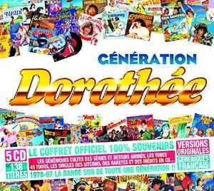 CD Génération Dorothée Index10
