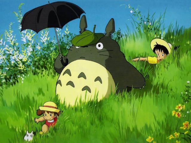 Images des dessins animés du Studio Ghibli Monvoi10