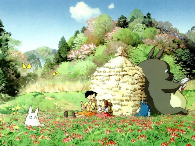Images des dessins animés du Studio Ghibli Monvoi11