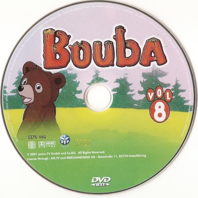 Coffret DVD Bouba le petit ourson chez Kaze Numari40