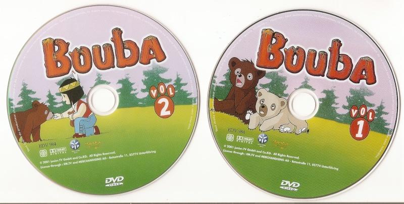 Coffret DVD Bouba le petit ourson chez Kaze Numari41