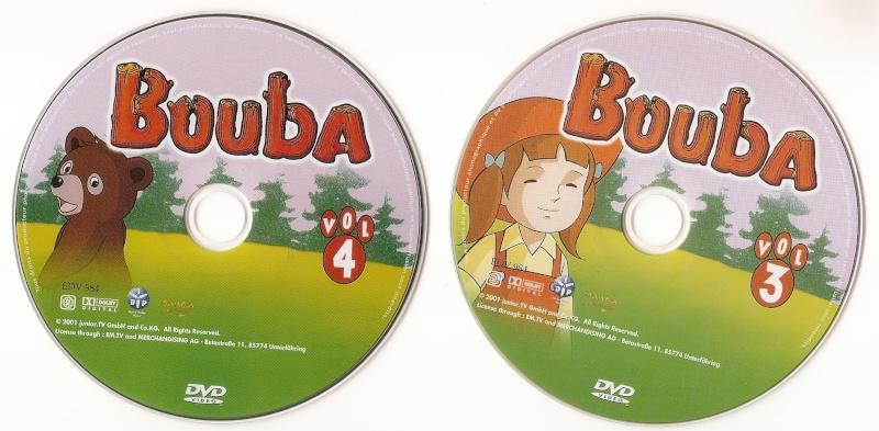 Coffret DVD Bouba le petit ourson chez Kaze Numari42