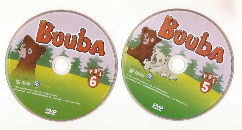 Coffret DVD Bouba le petit ourson chez Kaze Numari43