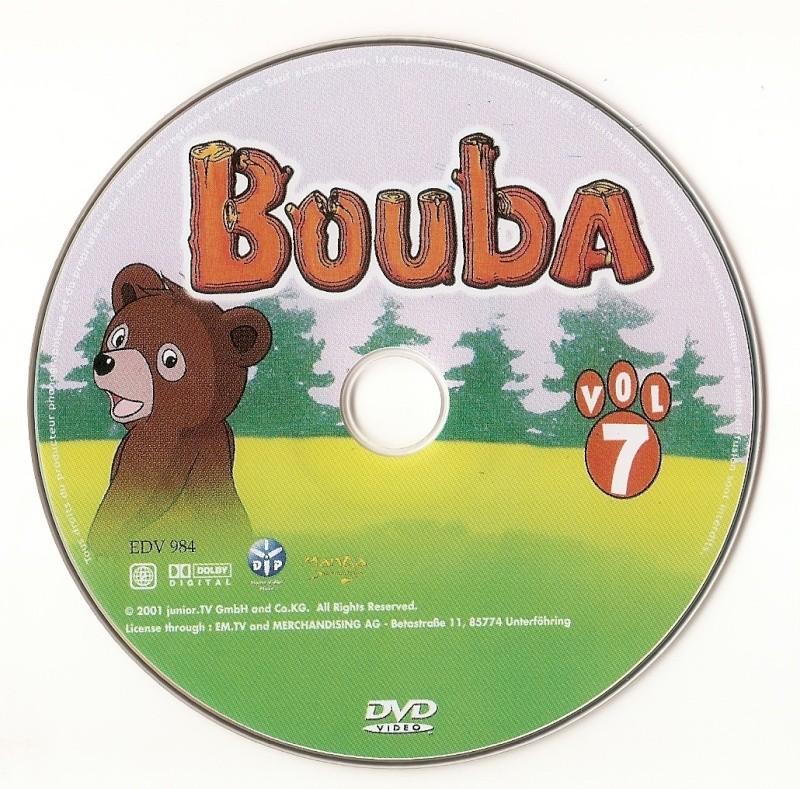 Coffret DVD Bouba le petit ourson chez Kaze Numari44