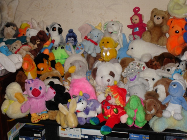Les peluches Photo_13