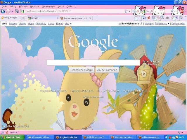 Fonds d'écran Google Ppp10