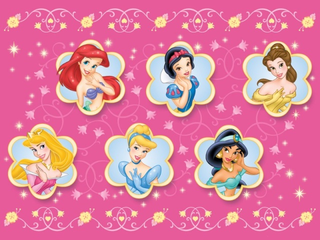 Princesse Disney toutes ensembles Prince16