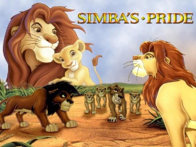Le roi lion Xorg1010