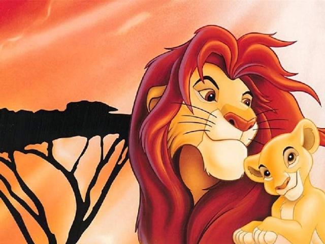Le roi lion Xorg910