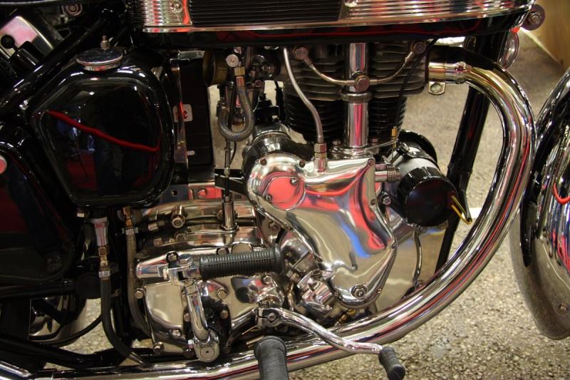 Stafford Classic Bike Show 24494510