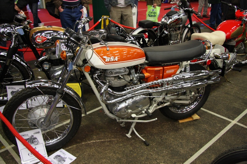 Stafford Classic Bike Show 24502910