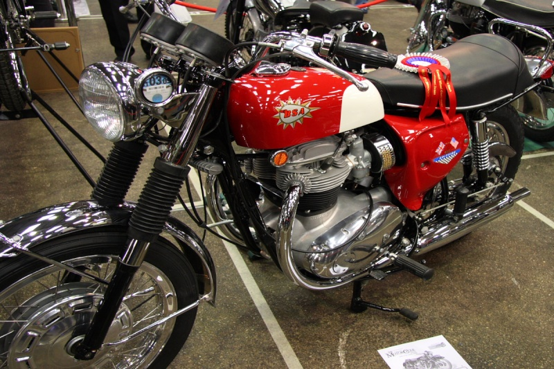 Stafford Classic Bike Show 24502911