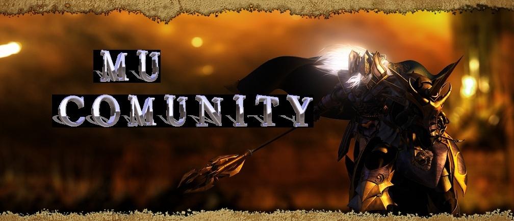 MU COMUNITY