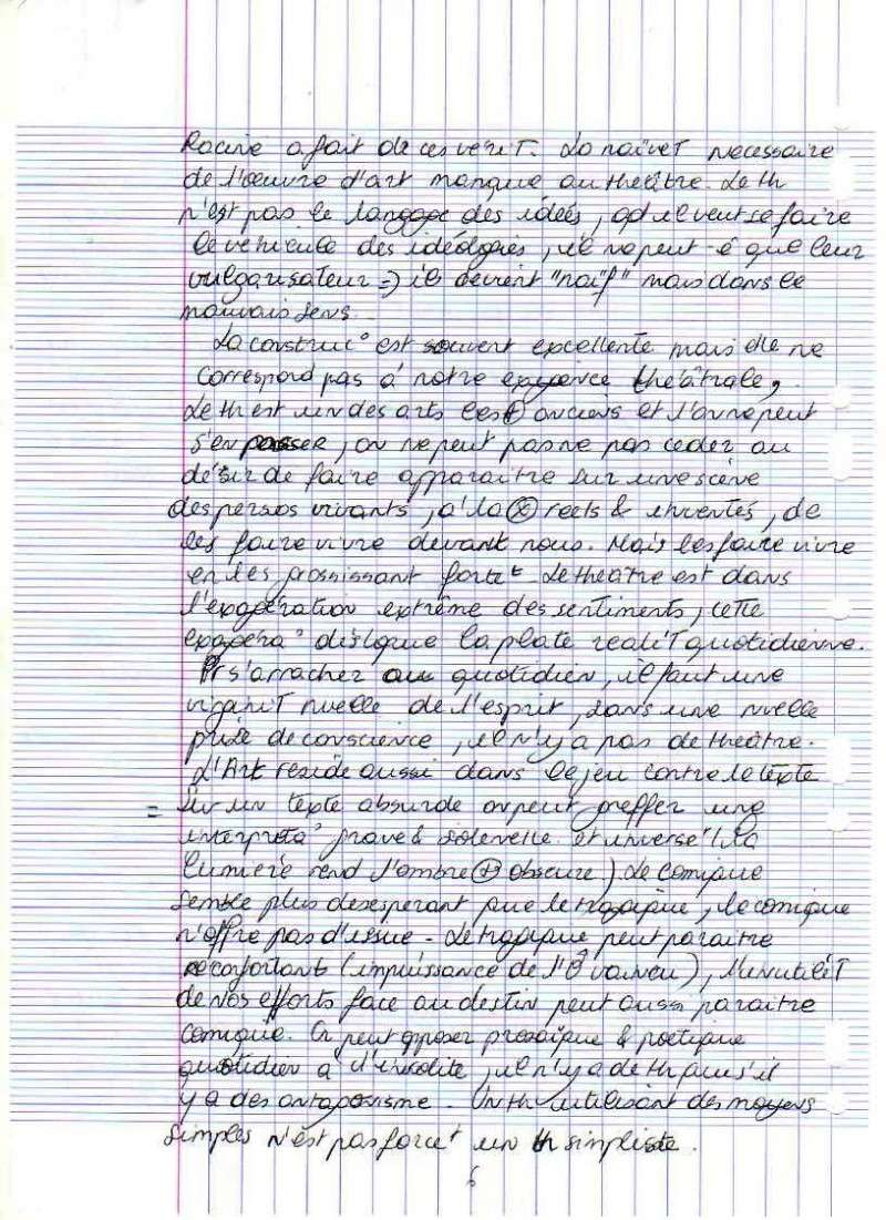 Ionesco - Notes et contre-notes bY Marie Img02510