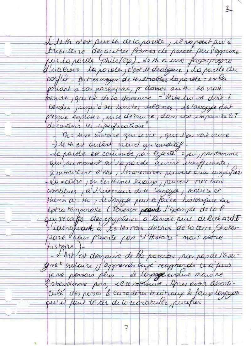Ionesco - Notes et contre-notes bY Marie Img02610