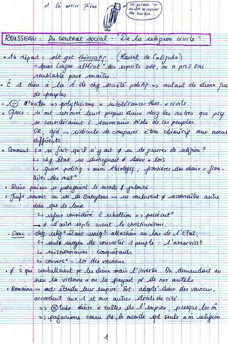 Rousseau - De la religion civile Img05811