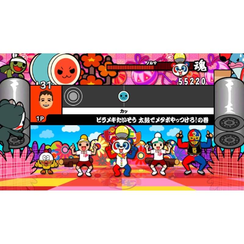 太鼓の達人Wii みんなでパーティ☆3代目! Taiko311