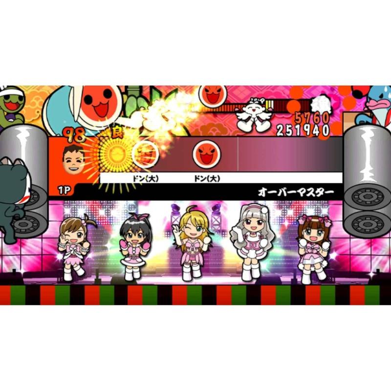 太鼓の達人Wii みんなでパーティ☆3代目! Taiko312