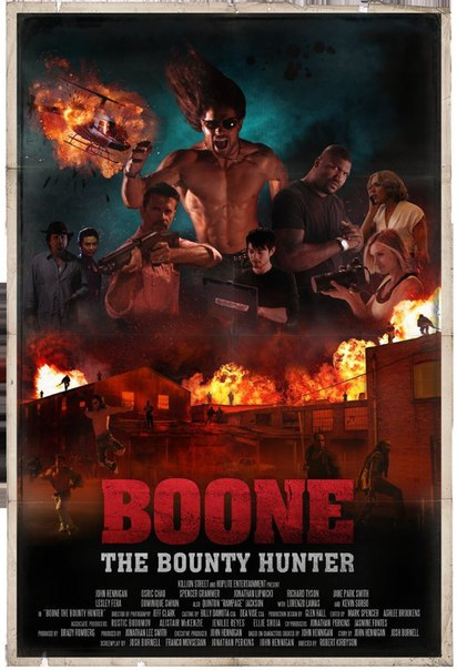 BOONE THE BOUNTY HUNTER Uddbl-10
