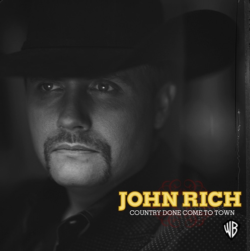 John Rich - Country Done Come To Town Johnri10