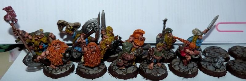 warband - Dwarven, night goblins & pirates warband. P1020629