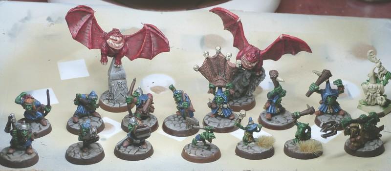 warband - Dwarven, night goblins & pirates warband. P1020710
