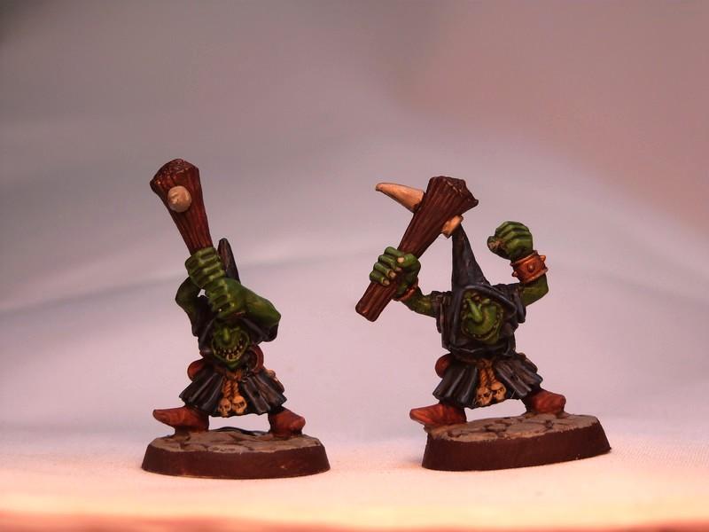 warband - Dwarven, night goblins & pirates warband. P1020725