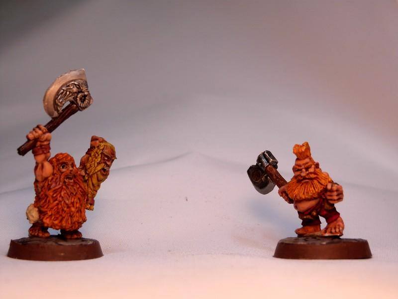 warband - Dwarven, night goblins & pirates warband. P1020734