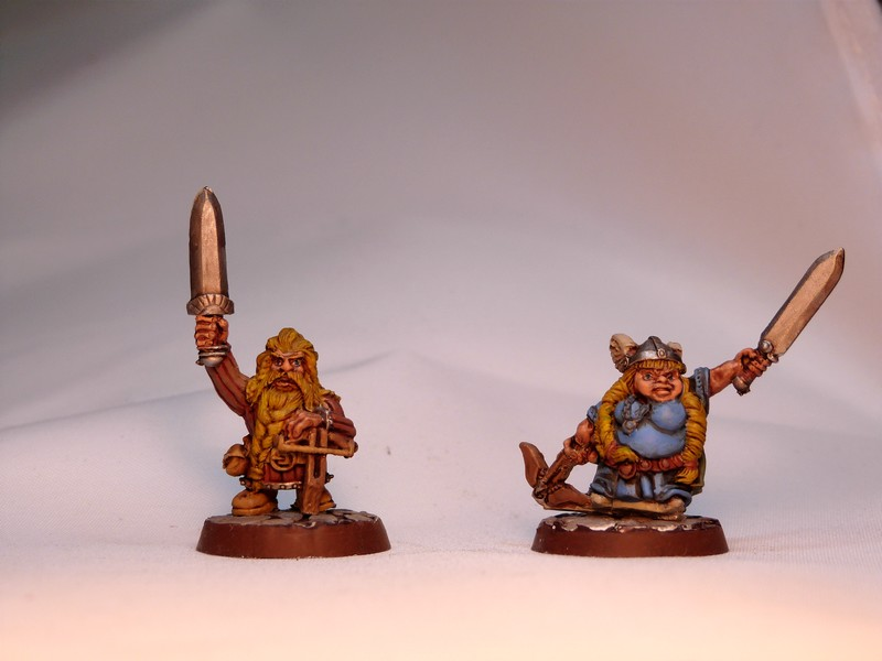 warband - Dwarven, night goblins & pirates warband. P1020736
