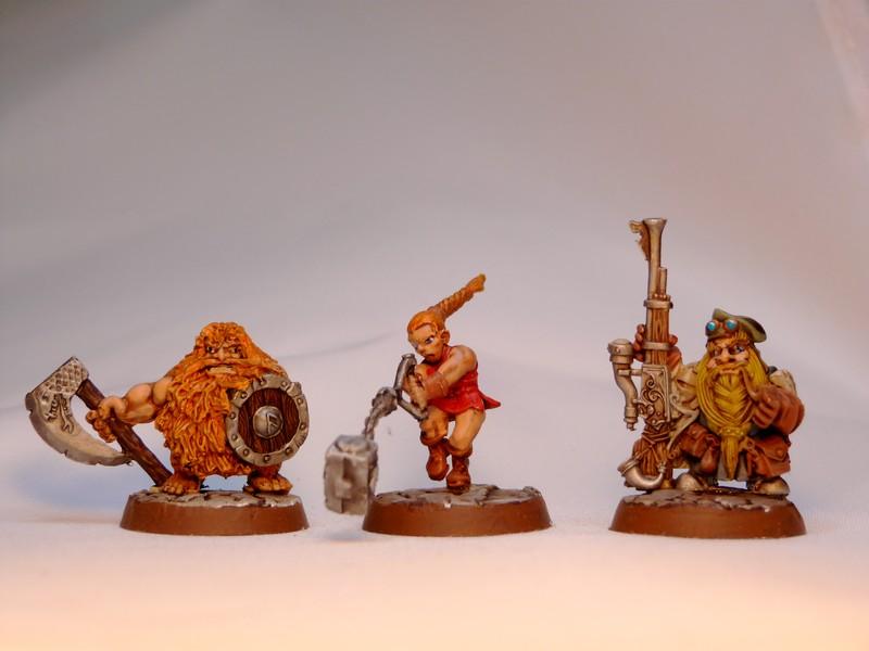 warband - Dwarven, night goblins & pirates warband. P1020738